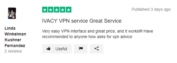 Ivacy-Trustpilot-Review-1