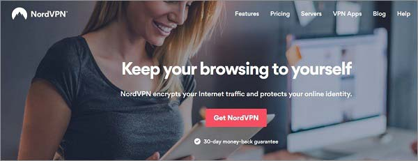 NordVPN台湾VPN
