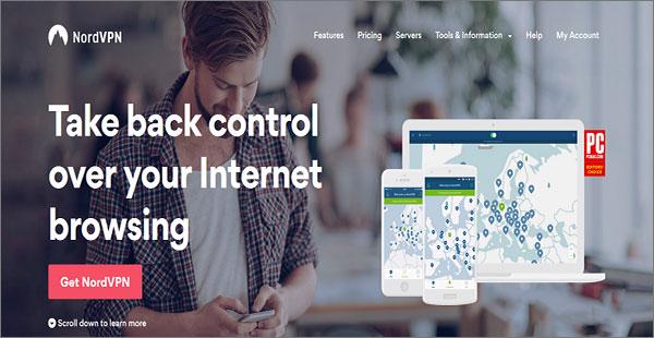 NordVPN - Australia VPN Service