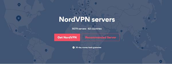 NordVPN-Server-Coverage