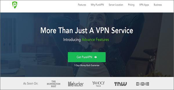 PureVPN - The Best VPN for Australia