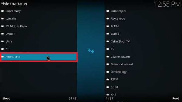 Step 3 How to install Outlaw Kodi