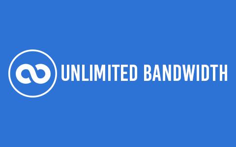 Unlimited-Bandwidth