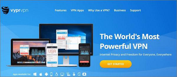 Vypr VPN for China