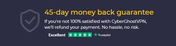 CyberGhost-Money-back-Garantie