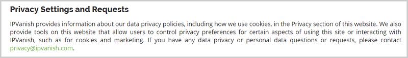 IPVanish-Privacy-Settings-Request