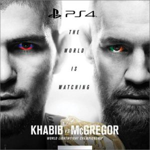 How to Watch UFC 229 on PS4 (Khabib vs McGregor)
