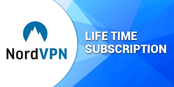 Lifetime VPN subscription of 2019 - VPNRanks