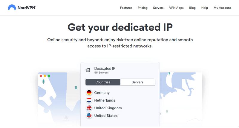 Dedicated IP VPN – Get the best Permanent IP Address in 2019