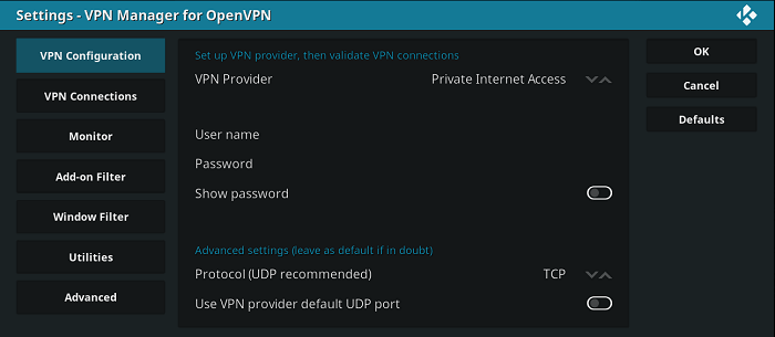 VPN-Manager-for-OpenVPN-Settings