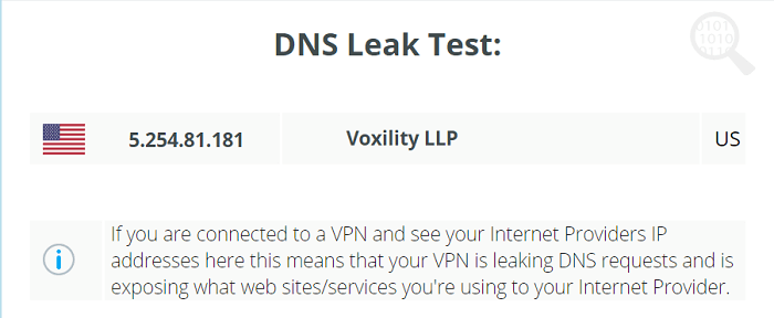 PandaPow-DNS-Leak