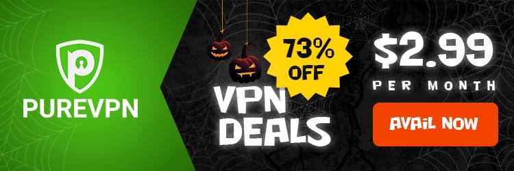 PureVPN-halloween-deals-and-discount