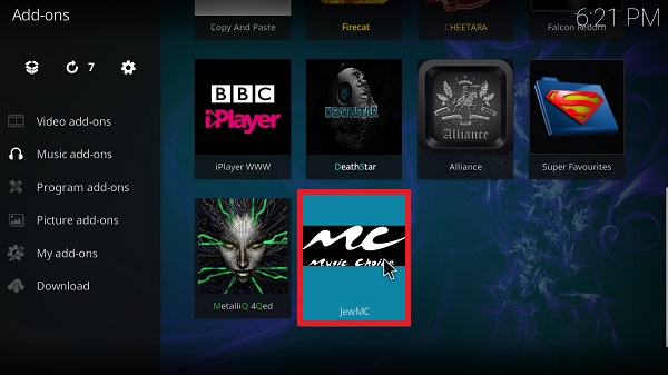 Step-15-How-to-Install-Music-Choice-Kodi