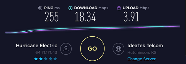 TunnelBear-Speed-Test-for-Netflix