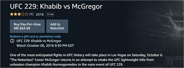 UFC-229-Amazon-Prime-Video