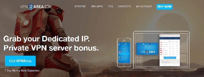 VPNArea-Dedicated-IP-VPN