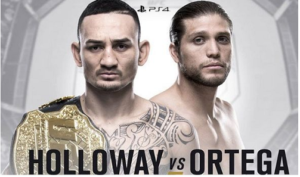 How to Watch UFC 231 on PS4 (Holloway vs Ortega)