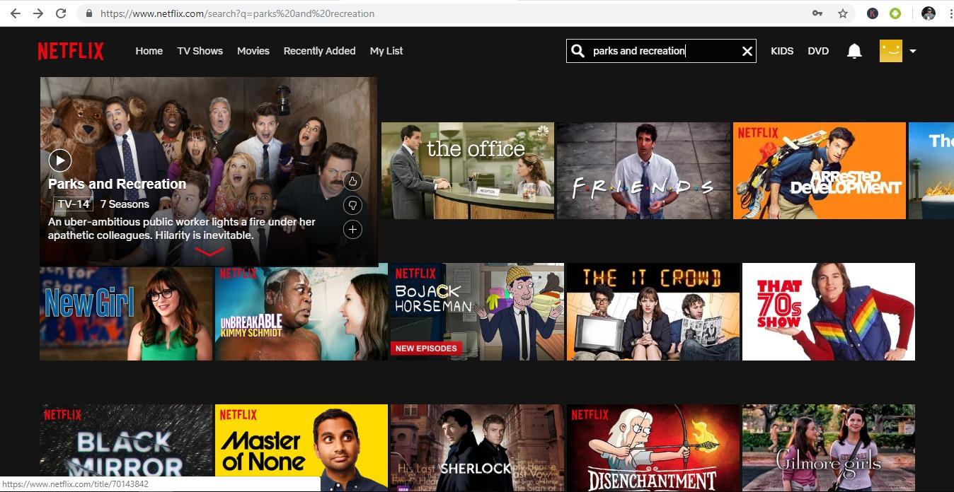 Netflix VPN