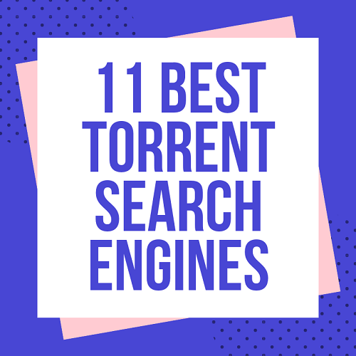 10 most popular (non blocked) torrent sites in january 2019.