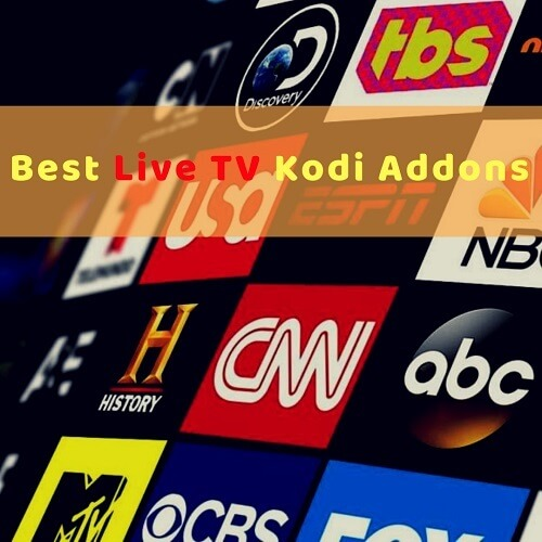 17 Best Kodi Live TV Addons for 2019 - Video Setup Guides Included