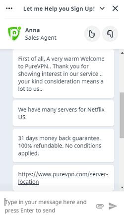 PureVPN-Support