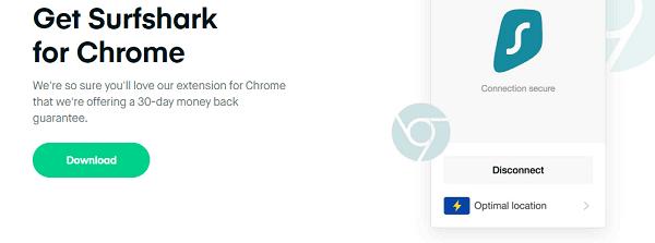 Surfshark-for-Chrome