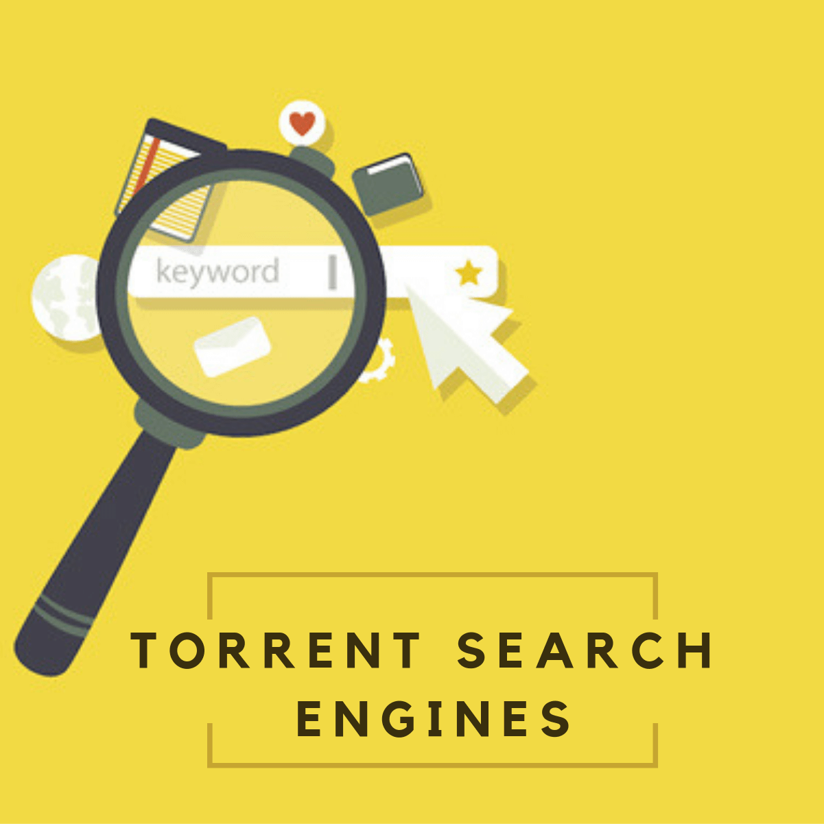 17 Best Torrent Search Engines of 2019 (100% Working)