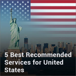 Free VPN for USA- 5 Best Recommended Services in 2018