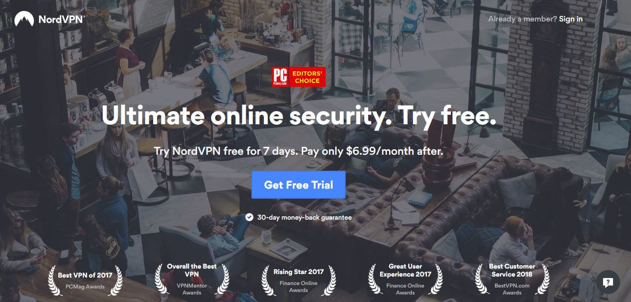 NordVPN Takes Down the 7-Day Free Trial after Major Abuse from Scammers