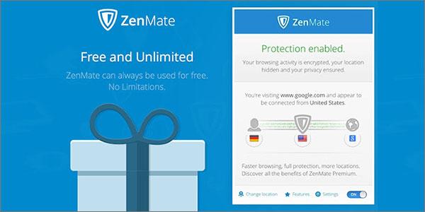 Zenmate-Addon-for-Chrome