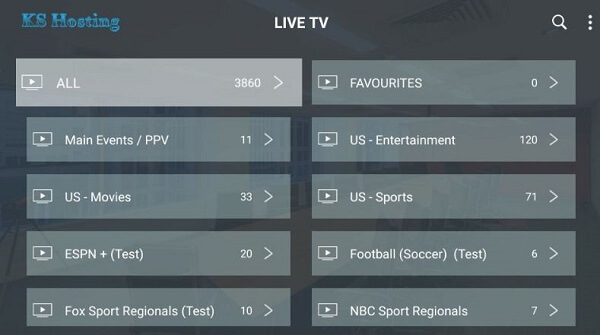 Kodi Solutions IPTV | Get 4,000 Live+ TV Channels for just