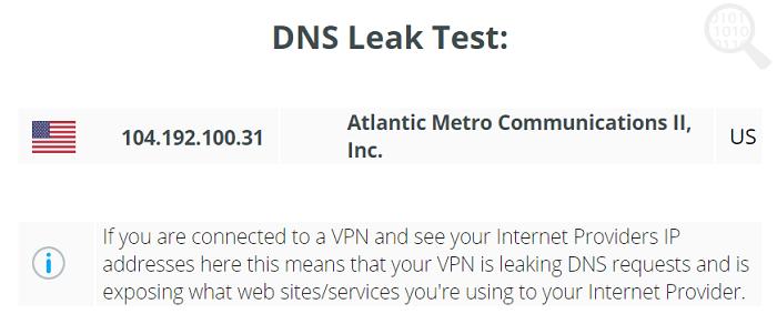 Urban-VPN-DNS-Test