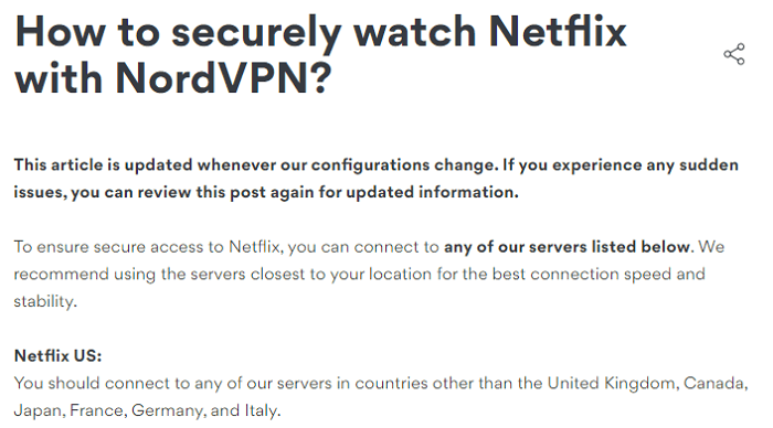 Does Private Internet Access Unblock Netflix in 2019?