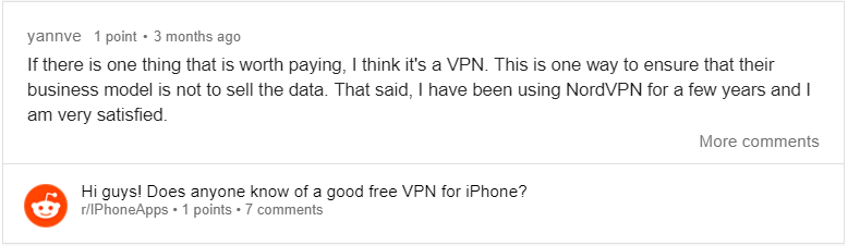 The Best VPN for iPhone in 2019 | App Ratings, Reviews, Speed etc
