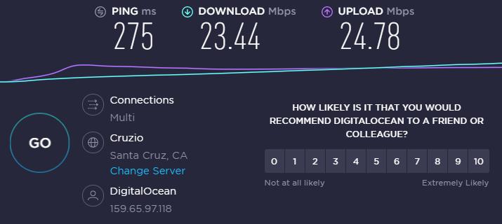 setupvpn-us-speed-test-results