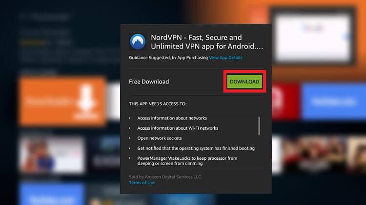 Download-nordvpn-app-on-firestick-device
