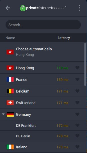 pia servers - Private Internet Access Vpn Won T Connect