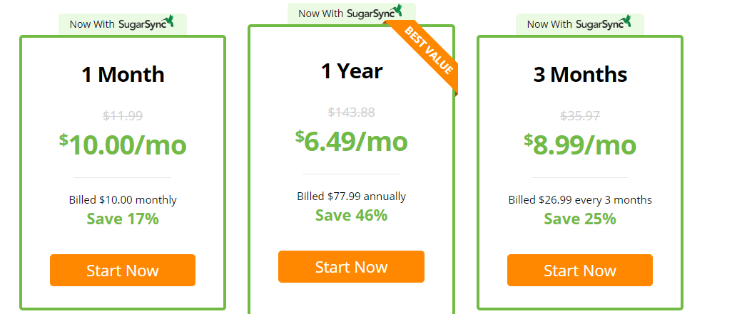 ipvanish-pricing