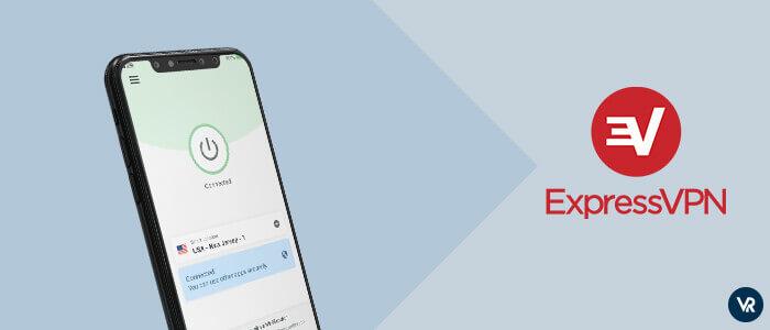 ExpressVPN Mejor VPN para iPhone para Streaming