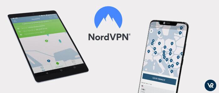 NordVPN Mejor aplicación VPN para Android