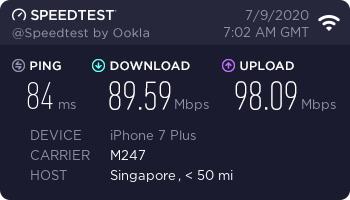 nordvpn-speed-test-result-singapore