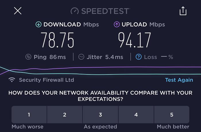 expressvpn-speed-test-result-singapore-server
